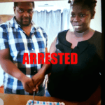 Zim man Edward Nkata, wife arrested over brutal murder of 10-year-old girl in Namibia..PICTURES