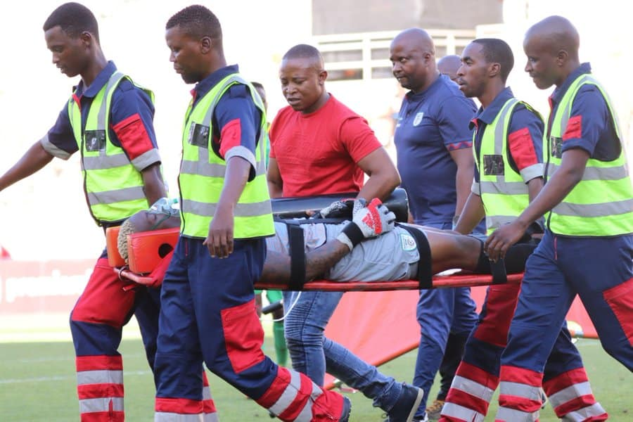 LATEST: Zim Warriors goalkeeper Elvis Chipezeze suffers career threatening injury