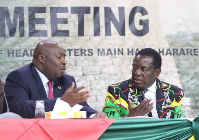 G40 ghost haunts ZANU-PF
