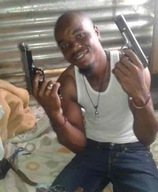 Jo'burg protests after Zim gunman Preymore Dube kills South African policeman in Diepsloot