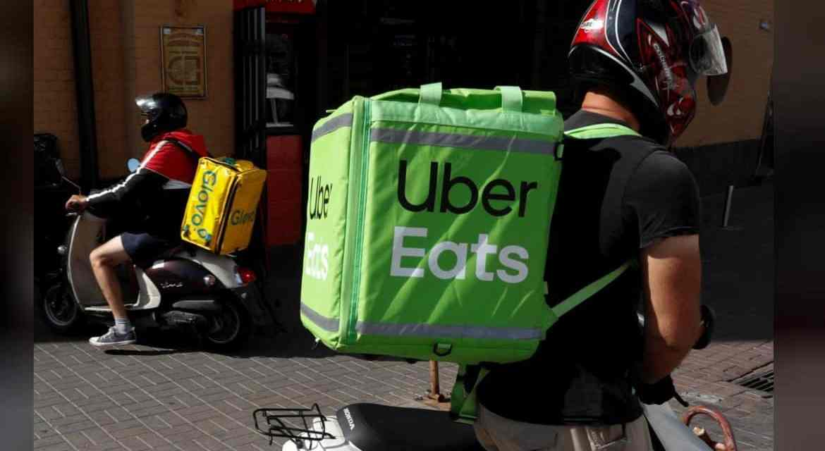 Uber Eats makes huge gains in South African food delivery market