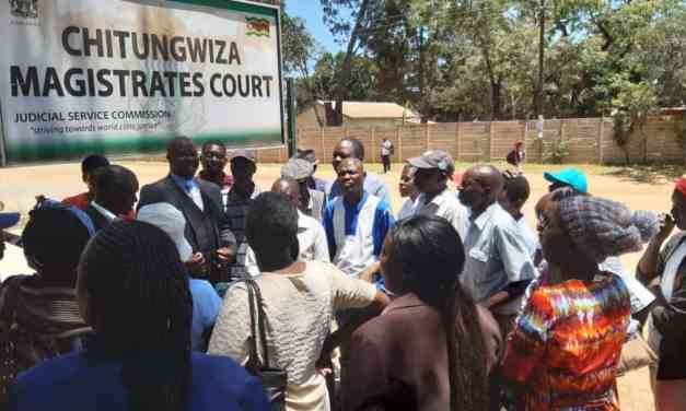 LATEST: MDC Wary Over Charlton Hwende 'Continued Persecution'… Treason Trial Postponed To Monday