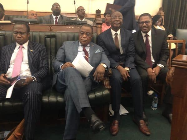 General Chiwenga collapses in office, Airlifted to South Africa…Avoids China