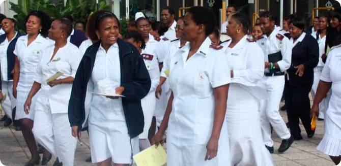 UPDATE: Kwekwe Nurse Who Travelled From Portugal Is Covid-19 Negative