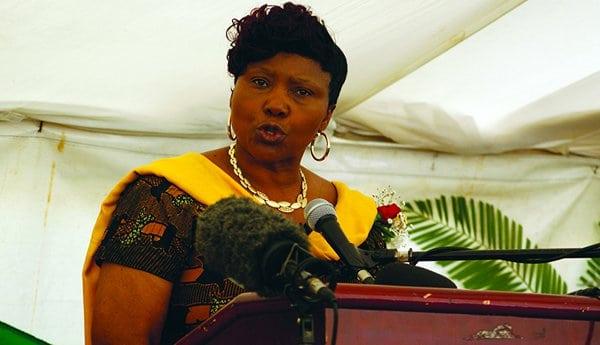 Zanu PF speaks on Oppar Muchinguri's coronavirus status