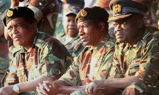 General Chiwenga about to shutdown Zimbabwe to stop a foreign invasion?