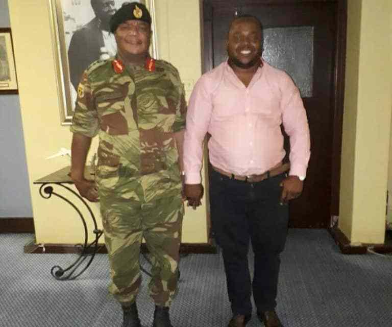 LATEST: General Chiwenga family member dies