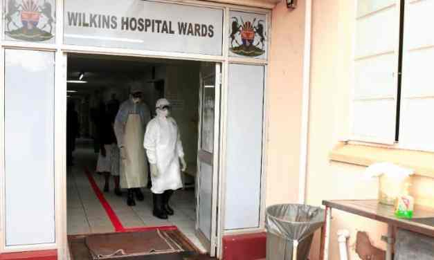 Baba Harare taken to Wilkins Hospital after experiencing breathing difficulties