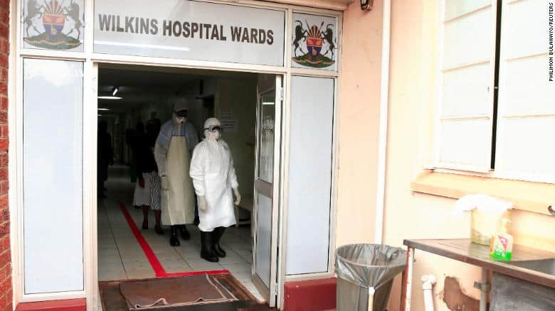 Zim govt blamed for Zororo Makamba death…No ventilator, water, plugs, no oxygen at Wilkins Hospital