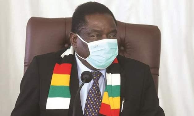 Emmerson Mnangagwa Is coronavirus Negative, Says Zimbabwe Minister