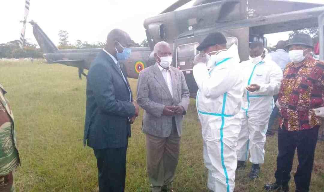 Command Livestock: VP Chiwenga visits Chipinge