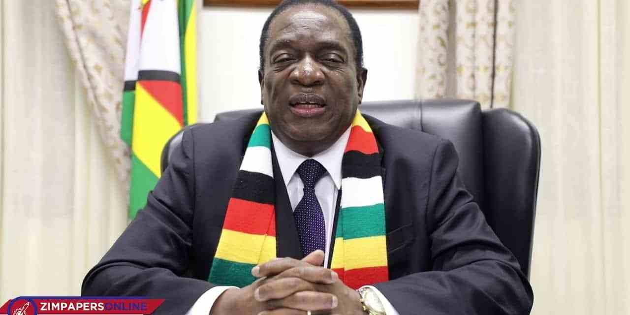 'Give Mnangagwa time, Zim economy will stabilise next year'