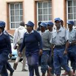 Rare policing act as 'underpaid' Zim cops reject US$9k Bribe from Smugglers