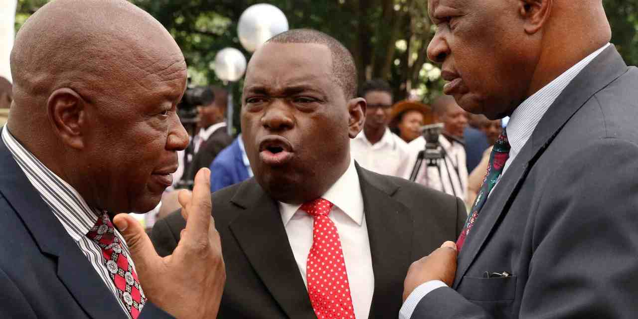 'Baba Jukwa' returns, haunts ZANU-PF, leaks classified information to the UK government