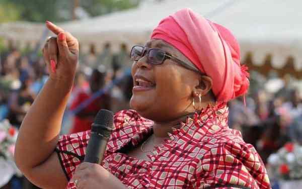 Budgets should not be consumptive- Thokozani Khupe