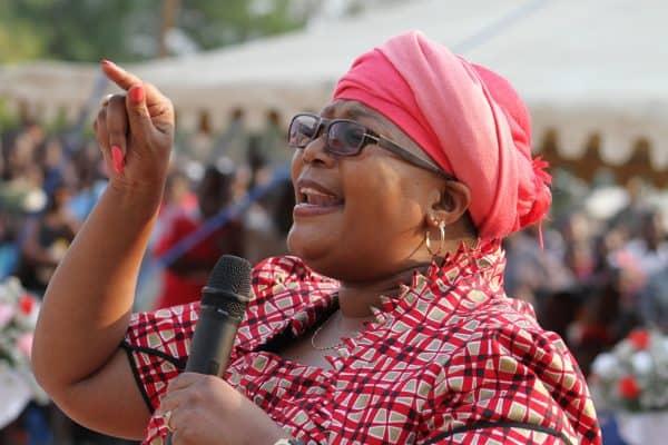 Thokozani Khupe bounces back in Parliament, appointed Bulawayo MP