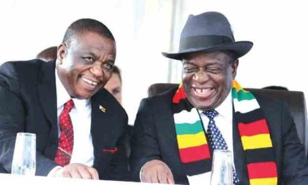 Chiwenga Calls Zim People 'Zombies' for Failing to Challenge Mnangagwa… VIDEO