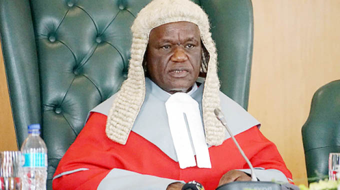 Chief Justice Malaba Bans 'mini-skirts' on Female Lawyers at Court