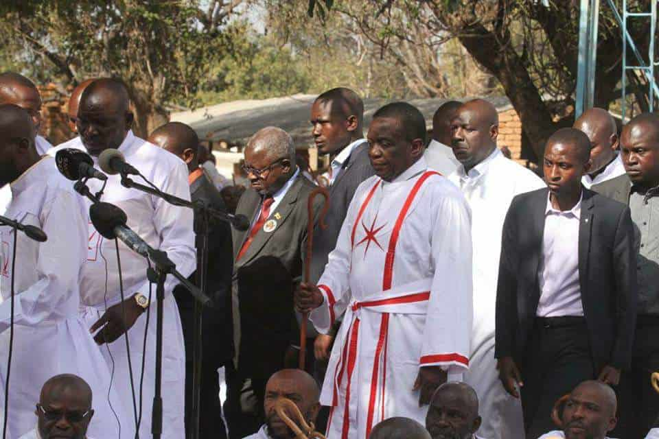 Unvaccinated congregants should not attend church- Cabinet insists