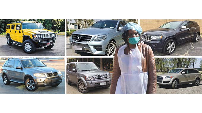 Zimra official jailed 14 years for smuggling 39 cars worth over US$500K