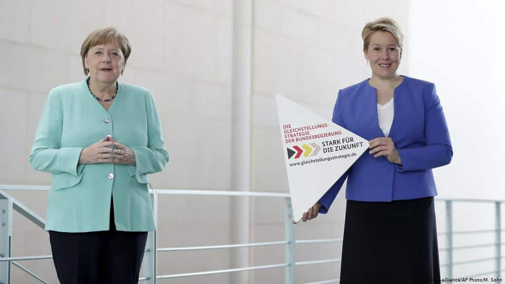 Germany unveils First National Strategy for Gender Equality