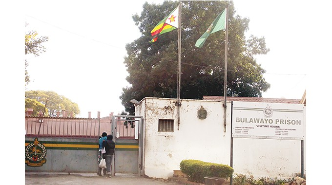 Outside Visitors Banned as Four Inmates, One officer test Covid19 Positive at Bulawayo Prison