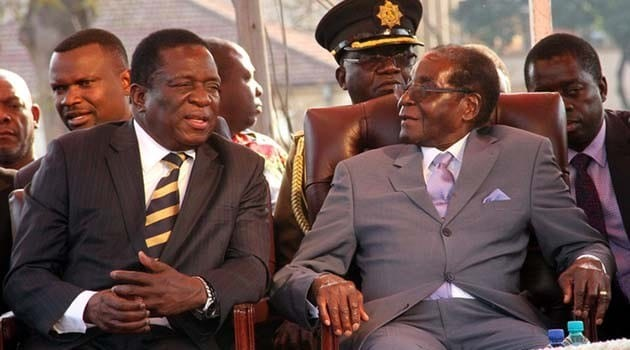 WATCH: Robert Mugabe banned documentary video goes viral