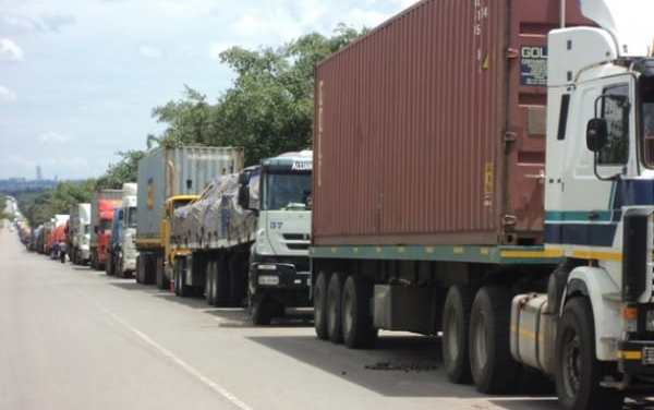 Harare-bound SA haulage trucks with R1,3 million contraband Intercepted