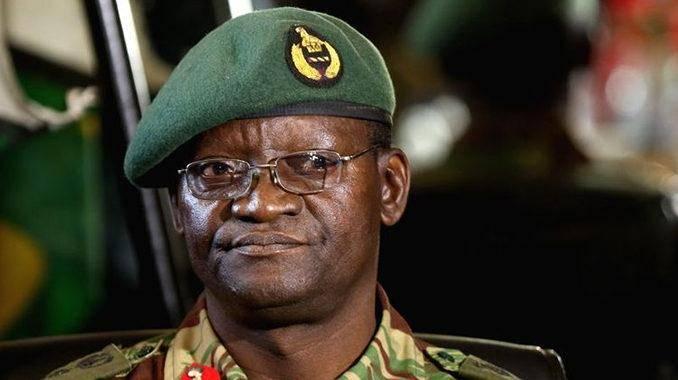 Zim army Spokesperson Colonel Overson Mugwisi drops dead..Covid-19
