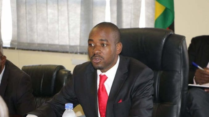 Nelson Chamisa's Councilor is useless, we have no water here, Redcliff residents say