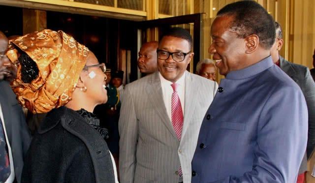 Walter Mzembi says Mnangagwa will slaughter him like sheep if he returns to Zim