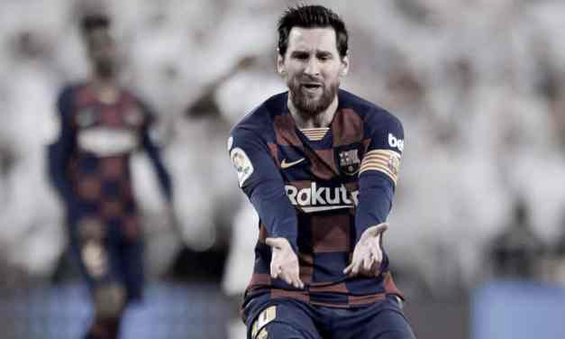 Lionel Messi hands in transfer request…to leave Barcelona for free with immediate effect