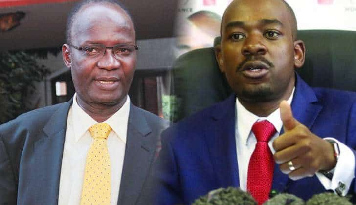 Moyo urges Chamisa to change party name