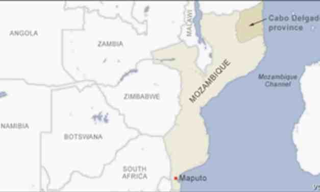 Mozambique's insurgency 'pushes thousands to COVID-19 hotspots