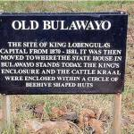 Government in move to restore King Lobengula's original palace