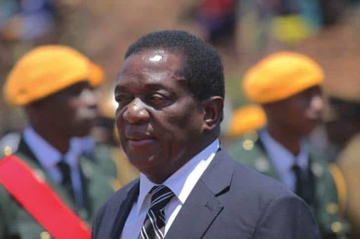 Zim Govt says Mnangagwa's re-engagement efforts now 'paying off'