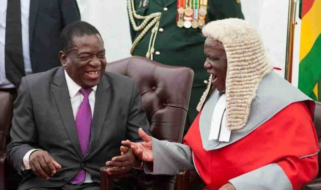 Zanu PF & Mwonzora MDC T senators pass Bill empowering ED to appoint Chief Justice, Deputy Chief Justice, Judge President