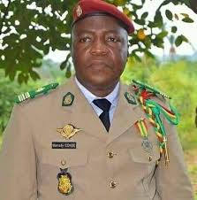 Guinea military chief killed two days before election