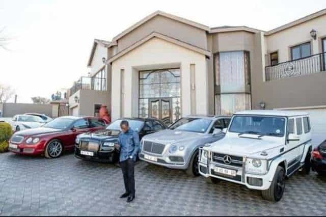 Mary bushiri cars house money age