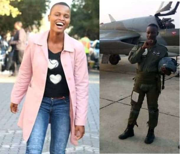 PICTURES: Air Force of Zimbabwe trainee pilot and instructor killed in accident