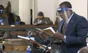 FULL DETAILS: In the Parliament of Zimbabwe Yesterday