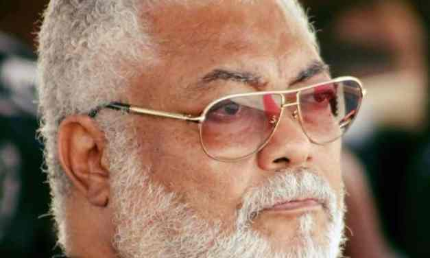 BREAKING NEWS: Former Ghana President Jerry John Rawlings(73) dies of COVID-19