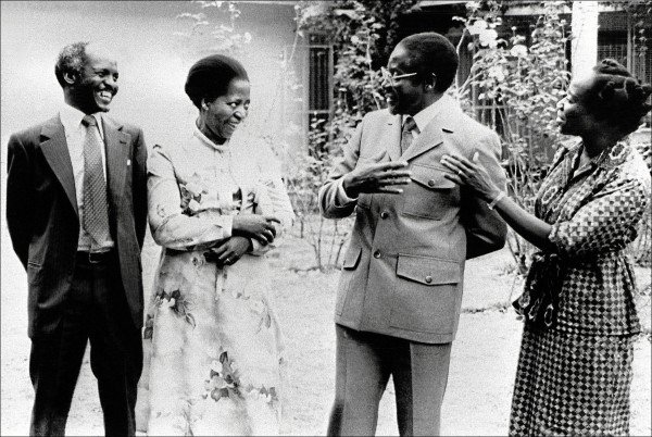 Former Zim First First Lady Janet Banana dies