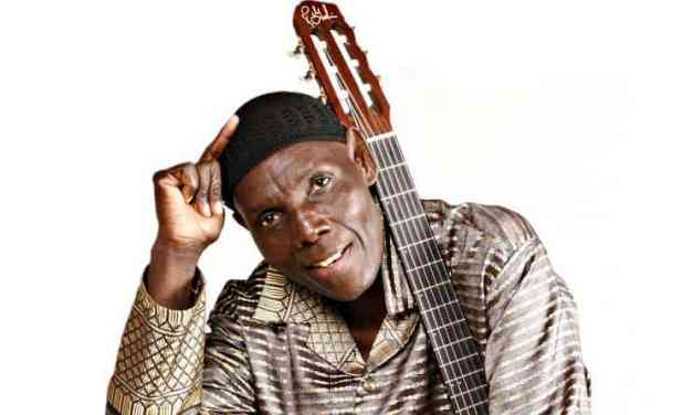 Oliver Mtukudzi honoured for his dedication in fighting human rights violations