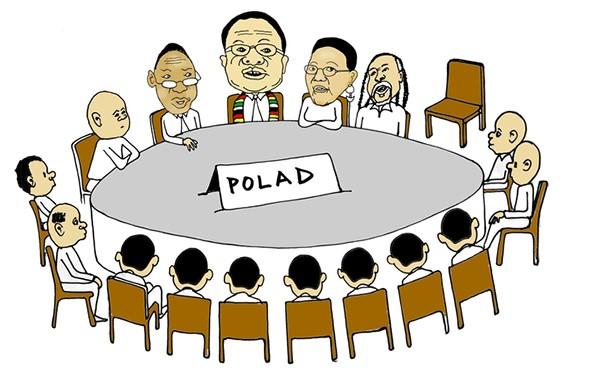 Big Saturday Read: Dialogue – negotiating on stolen capital