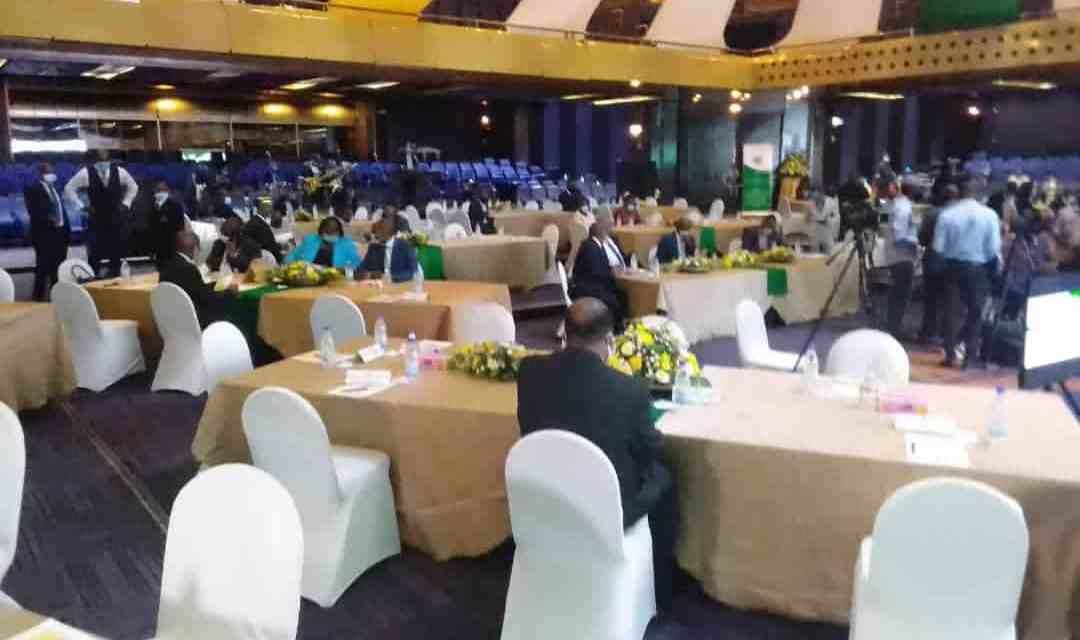 CURRENTLY HAPPENING: Mnangagwa launches JSC 2021/ 25 Strategic Plan
