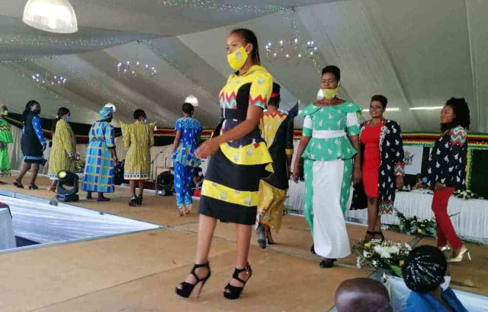 LATEST: Zimbabwe National Dress Launch in PICTURES…..