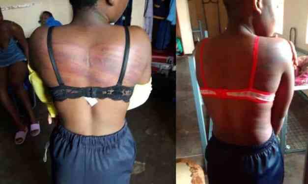 Zimbabwe school head arrested over brutal assault of Chemhanza High teenage school girls ..PICTURES