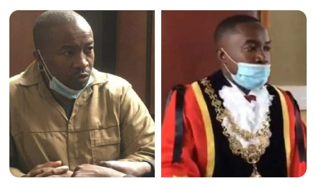 Jacob Mafume: Detained Harare mayor seriously ill…did he contract covid-19 in prison