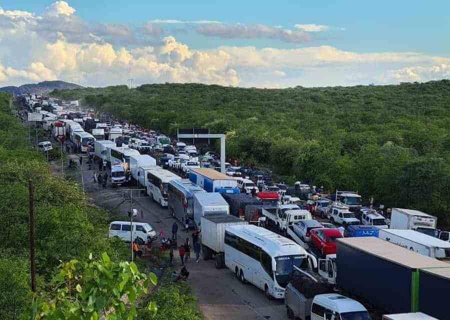 BREAKING: South Africa closes Beitbridge border until 15 February